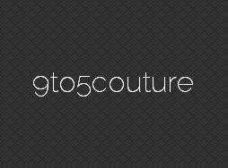 9to5couture logo